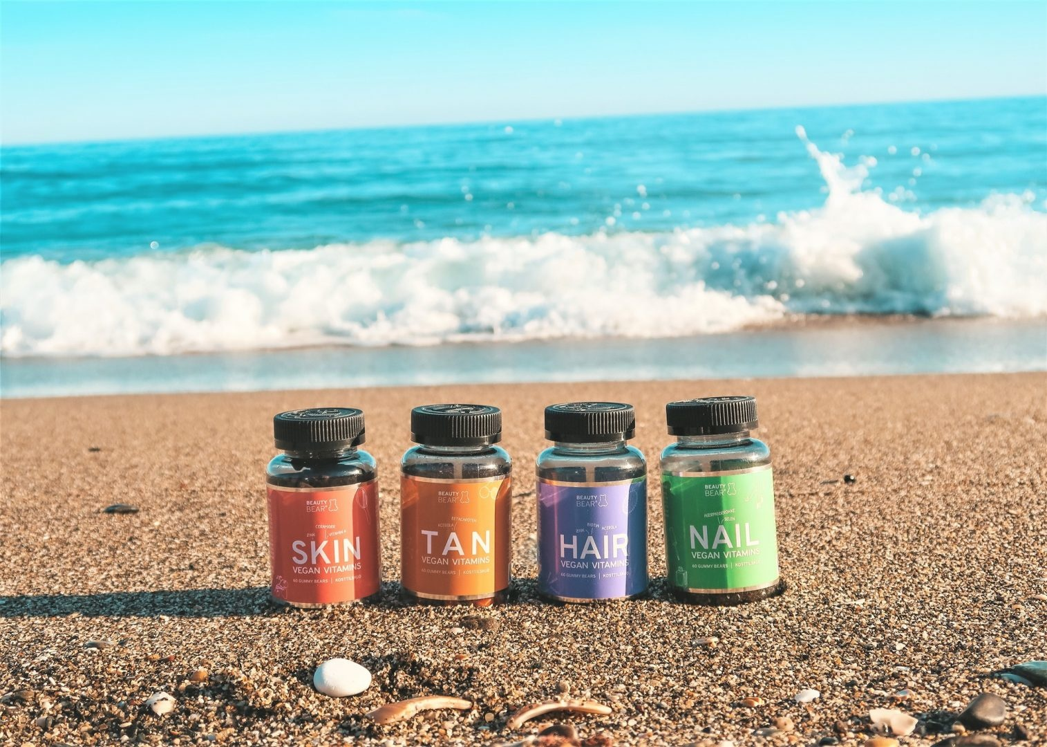 Beauty Bear Vitamins - Alles wat je moet weten!