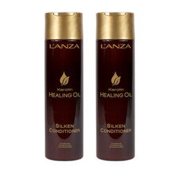 Lanza Keratin Healing Oil Conditioner 250ml Duopack
