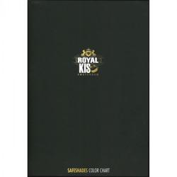 KIS Royal SoftShades Color chart