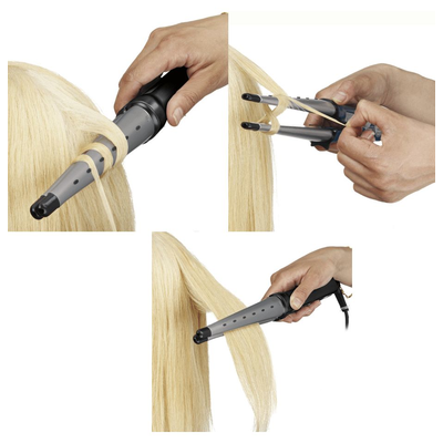 BaByliss Pro ConiSmooth Krultang BAB2225TTE - Copy