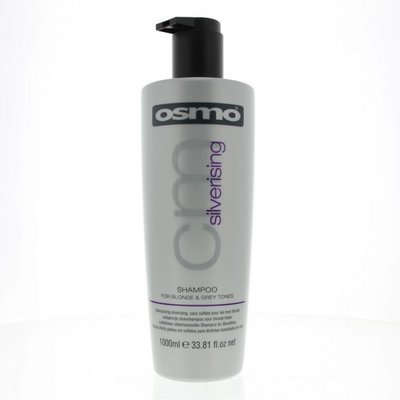 Osmo Couleur Shampooing Mission Silvering - Copy