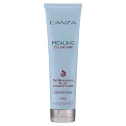 Lanza Acondicionador Healing Color Care De-Brassing Blue 250ml