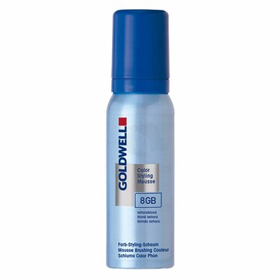 Goldwell Goldwell Color Styling Mousse 75ml