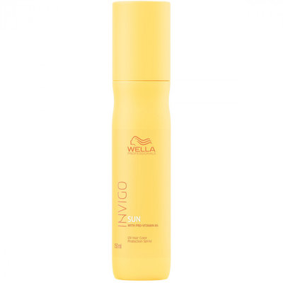 Wella Spray de protection de la couleur des cheveux Invigo Sun