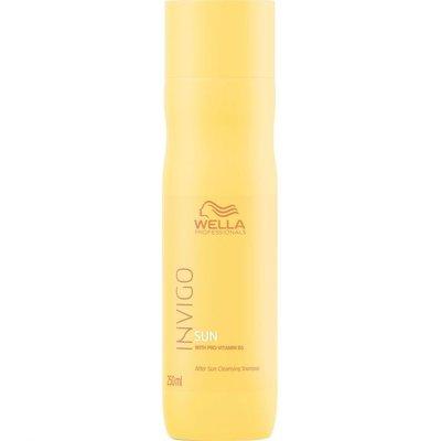 Wella Shampooing nettoyant après soleil Invigo Sun