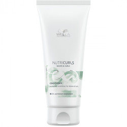 Wella Nutricurls Waves & Curls Anti-Klit Conditioner