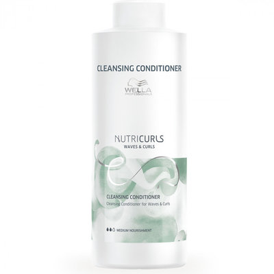 Wella Nutricurls Waves & Curls Cleansing Conditioner