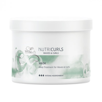 Wella Masque capillaire Nutricurls Waves & Curls
