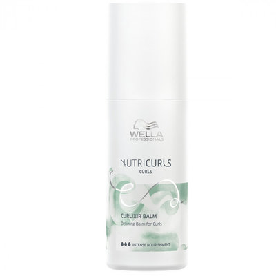 Wella Nutricurls Curls Curlixir Balm 150ml