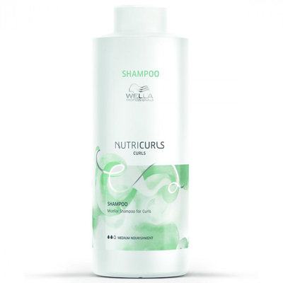Wella Shampooing Micellaire Curls Nutricurls