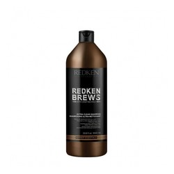 Redken Brews Shampooing Extra Propre 1000ml