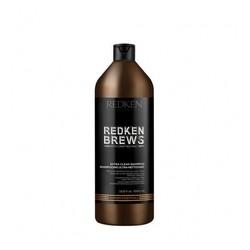 Redken Shampoo Extra Clean di Brews 1000ml