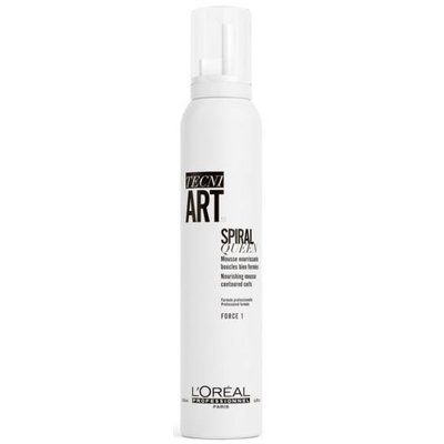 L'Oreal Tecni Art Hollywood Waves Spiral Queen