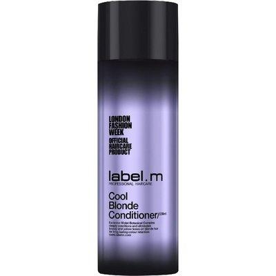 Label.M Après-shampoing Cool Blonde 200ml