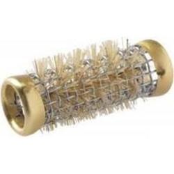 Sibel Metalen Krullers / Rollen 12 stuks  - 13mm - Goud - Large