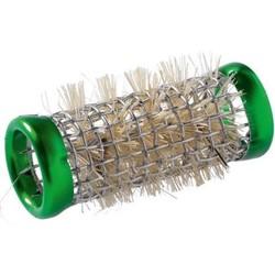 Sibel Rulos / Rodillos de metal Sibel 12 piezas - 15 mm - Verde - Grande