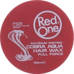 Red One Cobra Aqua Haarwachs 150ml