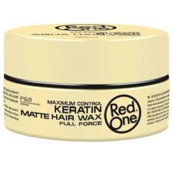 Red One Keratin Matte Hair Wax