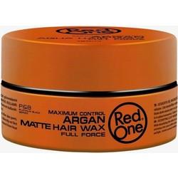 Red One Argan Matte Haarwachs 150ml