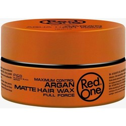 Red One Cire Cheveux Mat Argan 150 ml