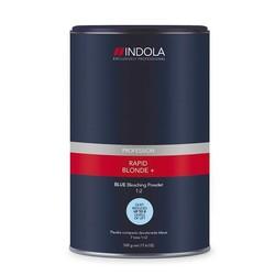 Indola Schnelle Blond Blau Beruf