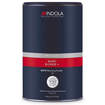 Indola Profession Rapid Blond, White, 450gr