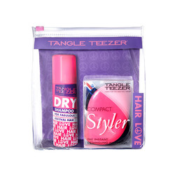 Tangle Teezer Love Hair Kit Champú seco y Tangle Teezer