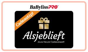 Promozione della carta regalo Babyliss Pro
