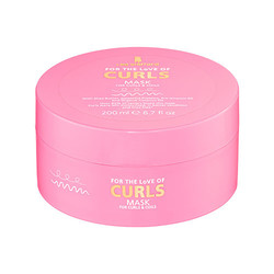 Lee Stafford FTLOC Mask For Curls & Coils 200ml