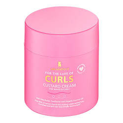 Lee Stafford For The Love Of Curls Custard Cream 125ml