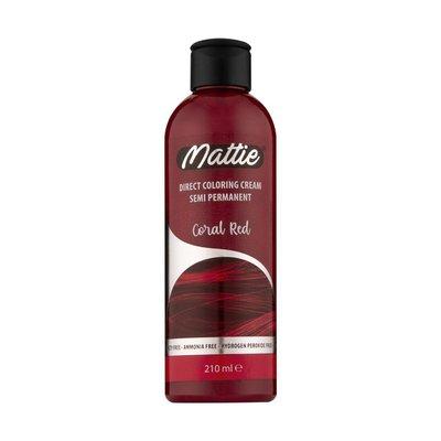 Mattie Direct Coloring Cream Semi Permanent