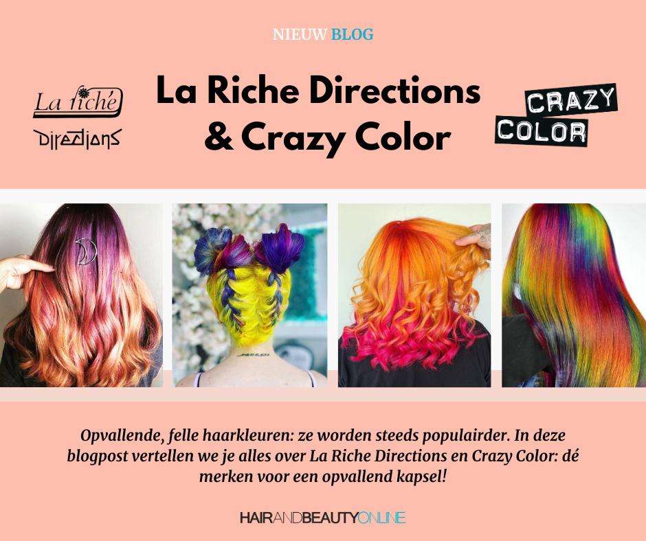 La Riche Directions & Crazy Color