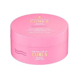 Lee Stafford For The Love Of Curls Mask For Wavy Hair 200ml