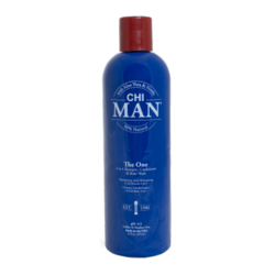 CHI Champú, acondicionador y gel de baño 3 en 1 Man The One