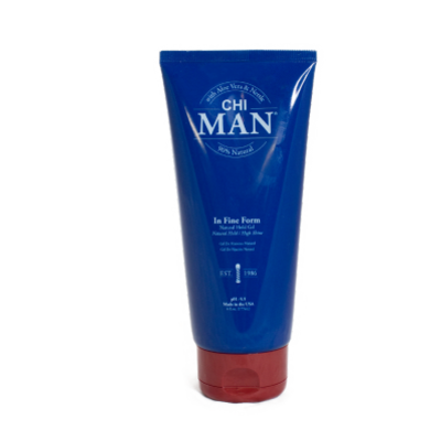 CHI Man In Fine Form Natural Hold Gel 177ml