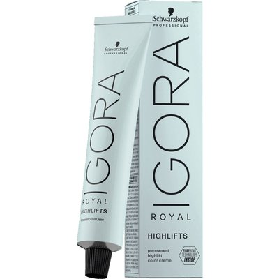Schwarzkopf Igora Royal Absolutes Silverwhite Lilac Silver