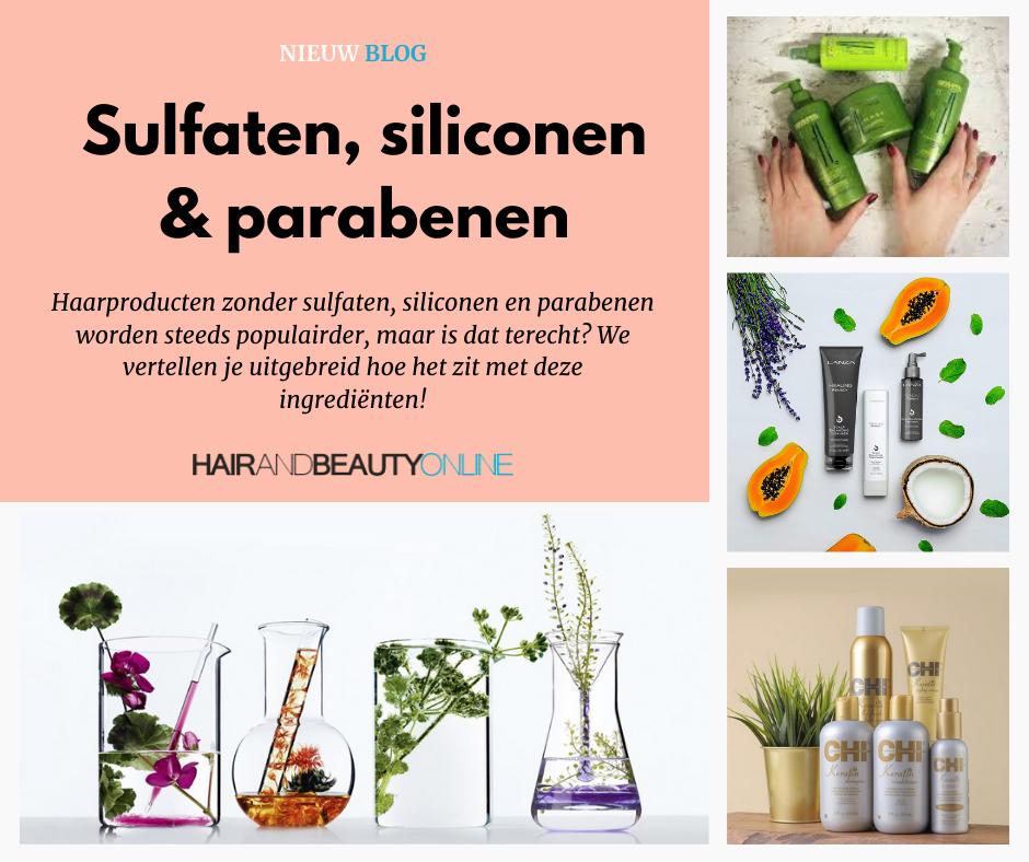 Wat sulfaten, siliconen en parabenen écht met je haar doen!