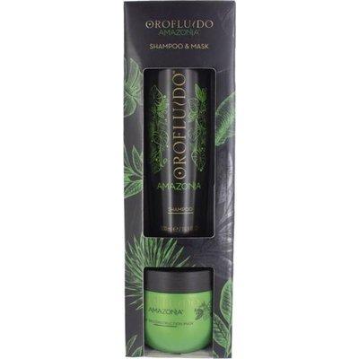 Orofluido Amazonia Shampoo & Mask 500ml