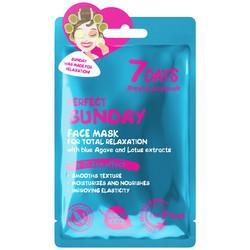 7Days Face Sheet Mask Perfect Sunday 28gr