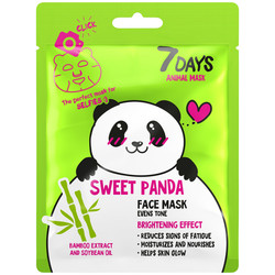 7Days Face Sheet Mask SWEET PANDA 28gr