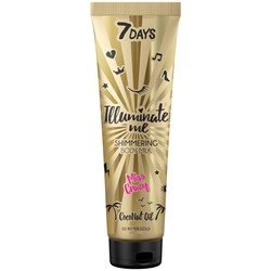 7Days Illuminate Me Miss Crazy Shimmering Body Milk 150ml