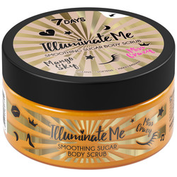 7Days Illuminate Me Miss Crazy Smoothing Sugar Body Scrub 220gr