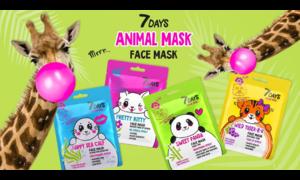 7DAYS Animal Mask