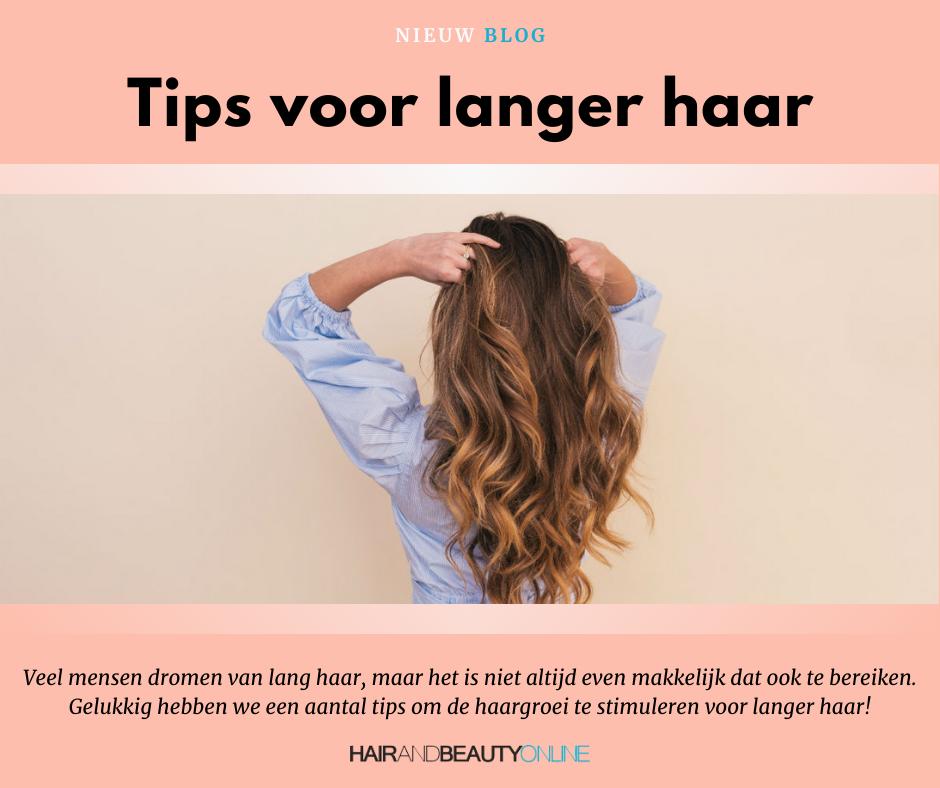 7 tips voor langer haar!