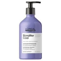 L'Oreal Serie Expert Blondifier Cool Shampoo 500ml