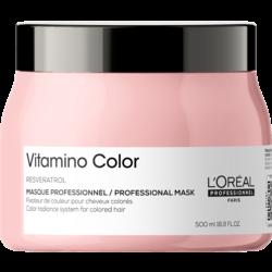 L'Oreal Serie Expert Vitamino Color Hair Mask 500ml