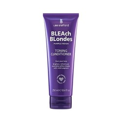 Lee Stafford Bleach Blondes Purple Reign Toning Conditioner 250ml