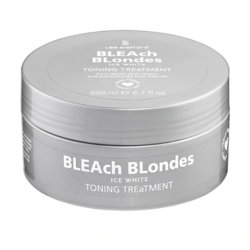 Lee Stafford Bleach Blondes Ice White Toning Treatment Mask 200ml