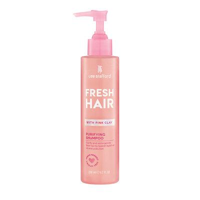 Lee Stafford Fresh Hair Purifying Shampoo 200ml