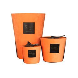 Victoria with Love Vela Perfumada Velvet Orange XL